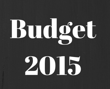 2015 budget overview